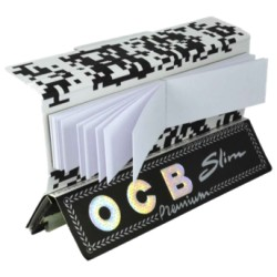 OCB Schwarz Slim + Filters