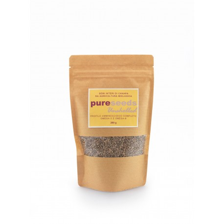 Purehemp Seeds Unshelled