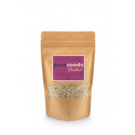 Purehemp Seeds Shelled